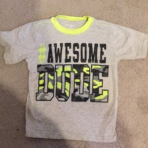 Other - Awesome dude tshirt